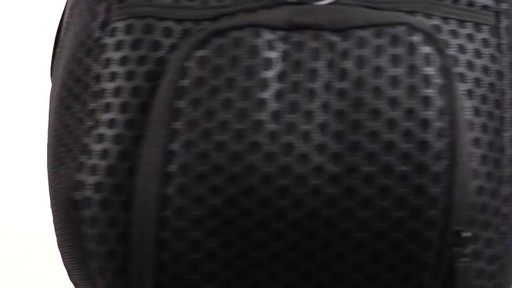 Sprayground Hex Mesh Cut And Sew Duffel - Shop eBags.com - image 7 from the video
