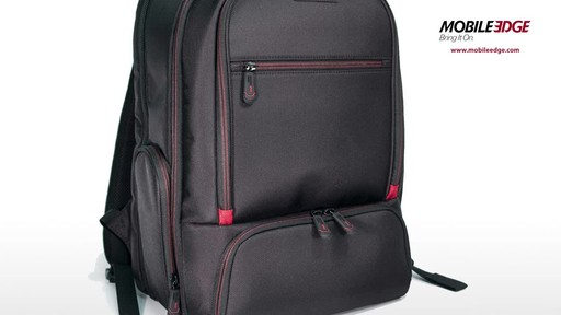 Mobile Edge Professional Backpack - image 2 from the video