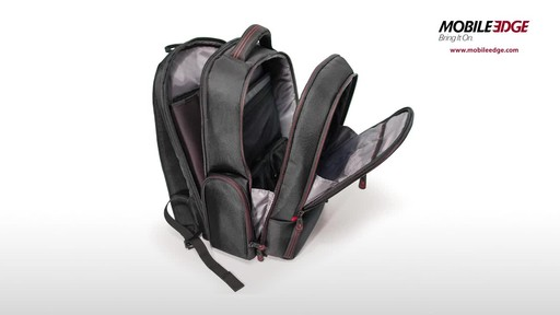 Mobile Edge Professional Backpack - image 3 from the video