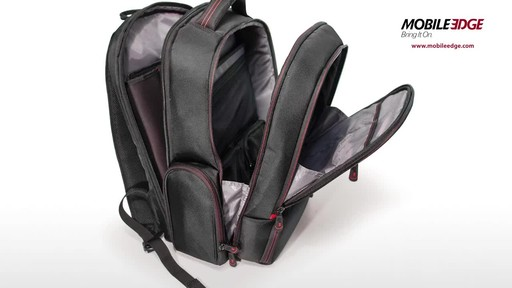 Mobile Edge Professional Backpack - image 4 from the video