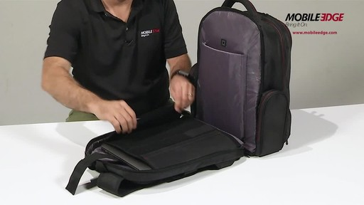 Mobile Edge Professional Backpack - image 5 from the video