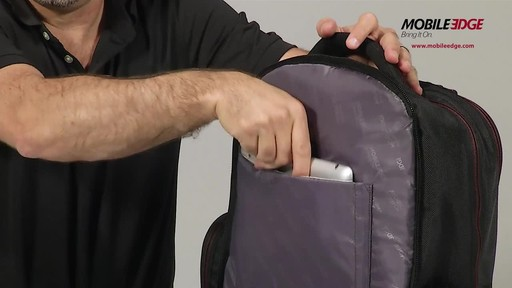 Mobile Edge Professional Backpack - image 6 from the video