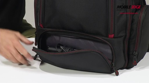 Mobile Edge Professional Backpack - image 7 from the video