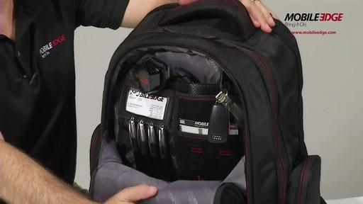 Mobile Edge Professional Backpack - image 8 from the video
