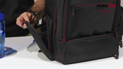 Mobile Edge Professional Backpack - image 9 from the video