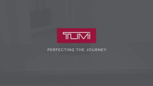 Tumi Voyageur Ennis Jewelry Travel Roll - image 10 from the video