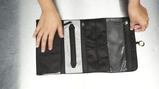 Tumi Voyageur Ennis Jewelry Travel Roll - image 3 from the video