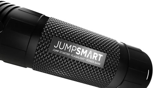 ChargeHub JumpSmart – Portable Vehicle Jump Starter/Flashlight/Power Bank with 37000 mWh - image 7 from the video