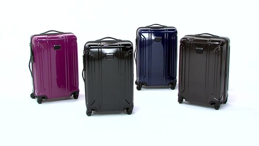 Tumi Vapor Lite Short Trip Packing Case - eBags.com - image 1 from the video