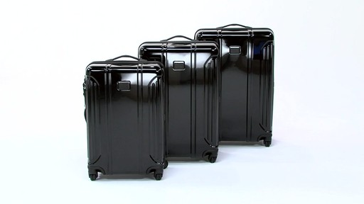 Tumi Vapor Lite Short Trip Packing Case - eBags.com - image 10 from the video