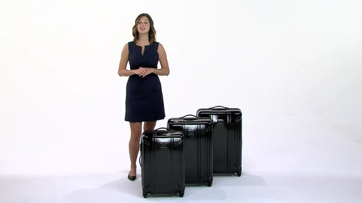 Tumi Vapor Lite Short Trip Packing Case - eBags.com - image 2 from the video