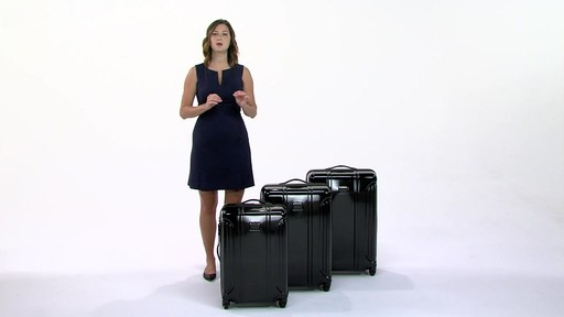 Tumi Vapor Lite Short Trip Packing Case - eBags.com - image 3 from the video