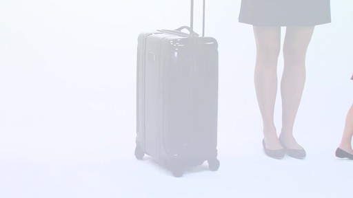 Tumi Vapor Lite Short Trip Packing Case - eBags.com - image 4 from the video