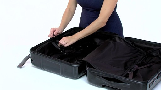 Tumi Vapor Lite Short Trip Packing Case - eBags.com - image 6 from the video