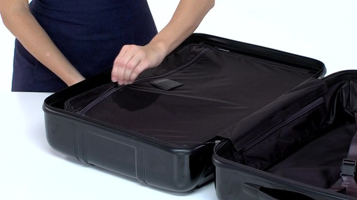 Tumi Vapor Lite Short Trip Packing Case - eBags.com - image 7 from the video