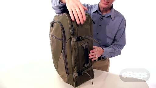 Carry hands-free. eTech 2.0 Weekender - image 4 from the video