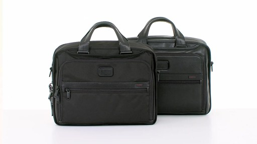 Tumi Alpha 2 Organizer Brief - image 1 from the video