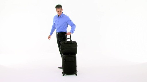 Tumi Alpha 2 Organizer Brief - image 3 from the video