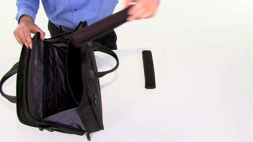 Tumi Alpha 2 Organizer Brief - image 8 from the video