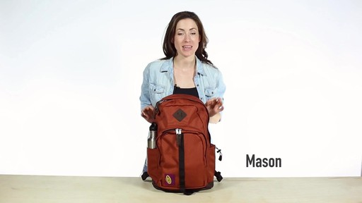 Timbuk2 Mason Laptop Backpack - eBags.com - image 1 from the video