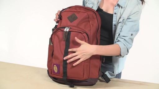 Timbuk2 Mason Laptop Backpack - eBags.com - image 3 from the video
