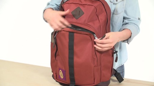 Timbuk2 Mason Laptop Backpack - eBags.com - image 4 from the video
