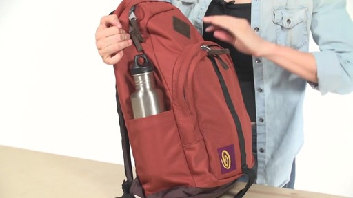 Timbuk2 Mason Laptop Backpack - eBags.com - image 6 from the video