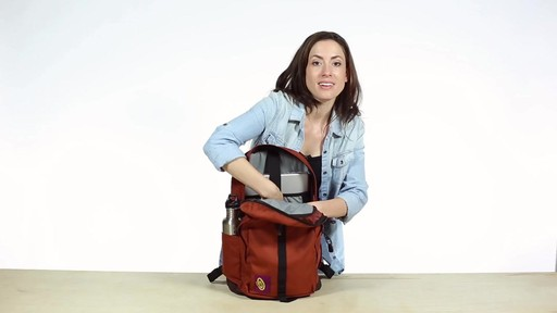Timbuk2 Mason Laptop Backpack - eBags.com - image 8 from the video