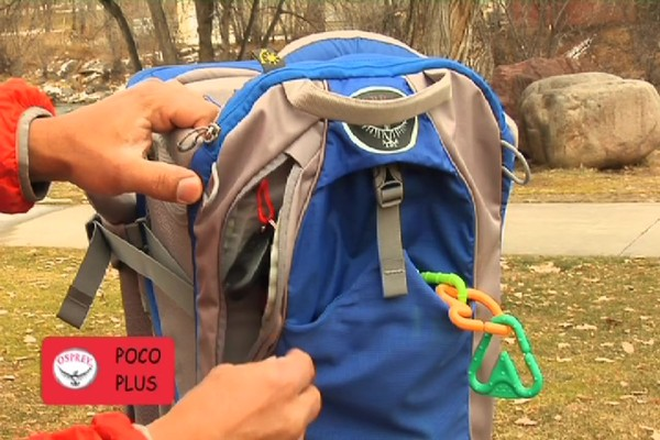 Osprey Poco Series - image 9 from the video
