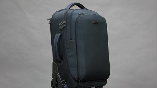 ecbc Pegasus Wheeled Backpack - eBags.com - image 10 from the video