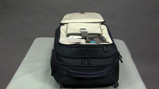 ecbc Pegasus Wheeled Backpack - eBags.com - image 7 from the video