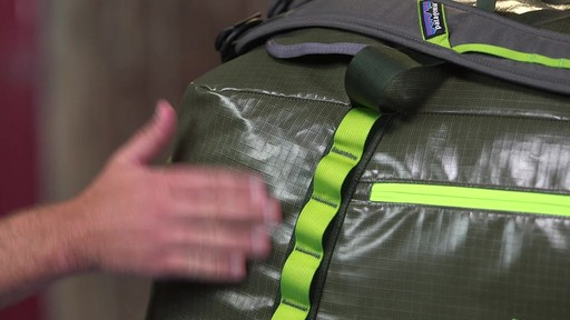 Patagonia Black Hole Duffle 120L - image 2 from the video