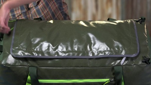 Patagonia Black Hole Duffle 120L - image 4 from the video
