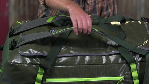 Patagonia Black Hole Duffle 120L - image 7 from the video
