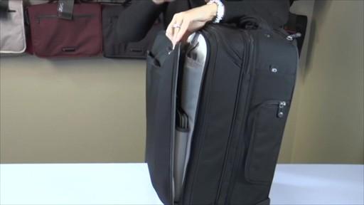 ecbc Sparrow Wheeled Garment Bag - eBags.com - image 3 from the video