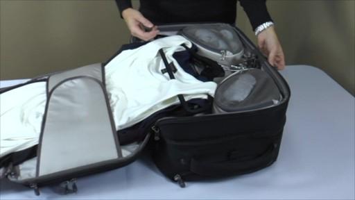 ecbc Sparrow Wheeled Garment Bag - eBags.com - image 4 from the video