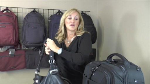 ecbc Sparrow Wheeled Garment Bag - eBags.com - image 9 from the video