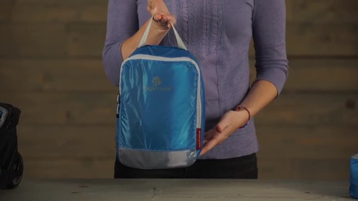 Eagle Creek Pack-It Specter™ Clean Dirty Cubes - image 7 from the video