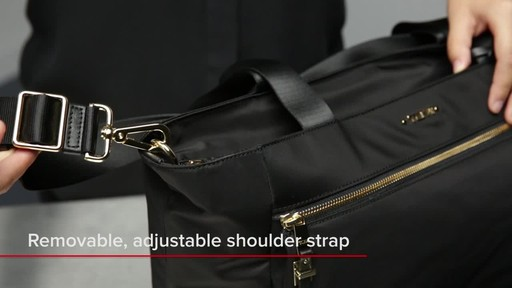 Tumi Voyageur Mauren Tote - image 2 from the video