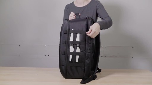 Tucano Turbo Drone Backpack - image 2 from the video