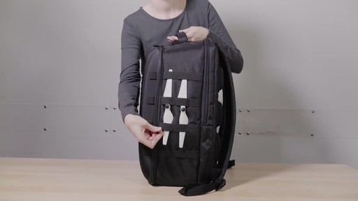 Tucano Turbo Drone Backpack - image 3 from the video
