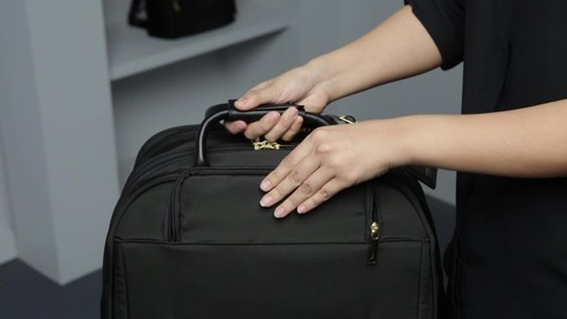 Tumi Larkin Simone Compact Carry-On - image 1 from the video