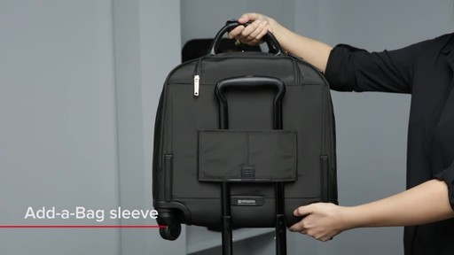 Tumi Larkin Simone Compact Carry-On - image 3 from the video