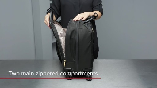 Tumi Larkin Simone Compact Carry-On - image 5 from the video