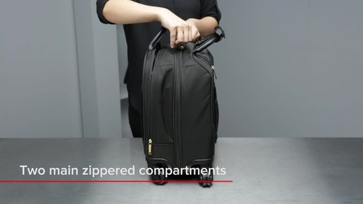 Tumi Larkin Simone Compact Carry-On - image 6 from the video
