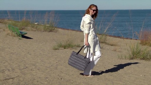 Travelon Anti-Theft Boho Tote - image 1 from the video