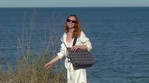 Travelon Anti-Theft Boho Tote - image 9 from the video