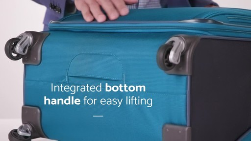 Samsonite Eco-Glide Collection - image 3 from the video