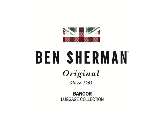 Ben Sherman Bangor Luggage Collection - image 1 from the video