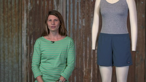 Patagonia Womens Baggies Shorts - image 1 from the video
